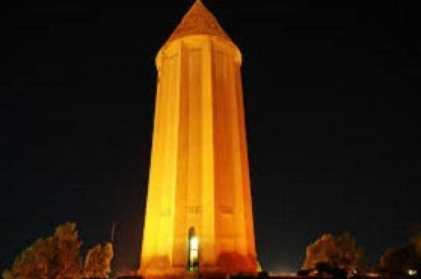 گنبد قابوس، استان گلستان (۲۰۱۲)