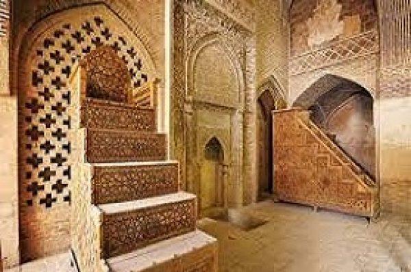 مسجد جامع اصفهان (۲۰۱۲)