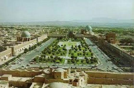 میدان امام اصفهان(۱۹۷۹)