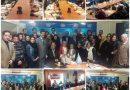اولین نشست کارگاه آموزشی منظومه فرهنگ صلح در تاریخ ۲۸ دی ماه  ۱۳۹۵ برگزار شد