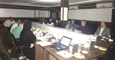 هشتمین جلسه کمیته ملی علوم زمین و ژئوپارک کمیسیون ملی یونسکو– ایران برگزار شد