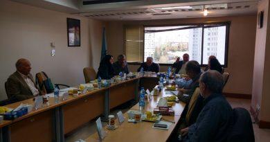سومین نشست از اولین دور کمیته ملی علوم پایه، برگزار شد