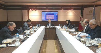 چهاردهمین جلسه کمیته ملی آموزش عالی کمیسیون ملی یونسکو برگزار شد