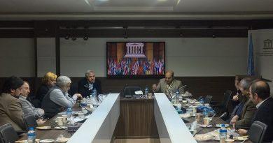 چهارمین جلسه کمیته ملی میراث فرهنگی و طبیعی کمیسیون ملی یونسکو- ایران برگزار شد