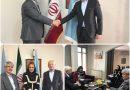 ملاقات دبیرکل کمیسیون ملی یونسکو –ایران با رئیس بخش ورزش و جوانان یونسکو