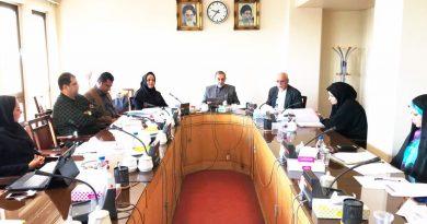 هفتمین جلسه کمیته علمی کرسی تاریخ طب سنتی یونسکو در فرهنگستان علوم پزشکی ایران، برگزار شد