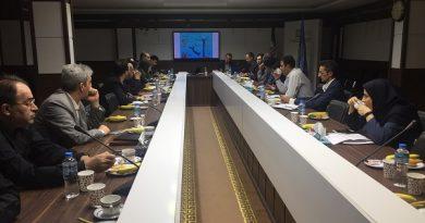 دومین نشست از دوره هفدهم کمیته ملی اقیانوس شناسی برگزار شد