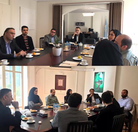 اولین جلسه کمیته تخصصی علوم و فناوری های شناختی و هوش مصنوعی کمیسیون ملی یونسکو- ایران، برگزار شد