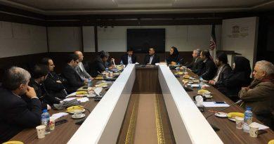 دومین جلسه از دور جدید کمیته ملی ورزش و تربیت بدنی، برگزار شد