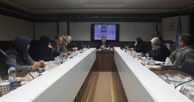 دومین جلسه دوره جدید کمیته ملی آموزش کمیسیون ملی یونسکو- ایران برگزار شد