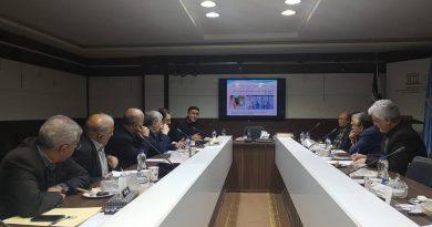 دومین جلسه دوره جدید کمیته ملی آموزش عالی کمیسیون ملی یونسکو- ایران، برگزار شد