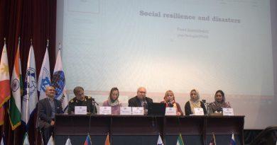 دومین کنگره بین المللی مددکاری اجتماعی و تاب آوری اجتماعی برگزار شد