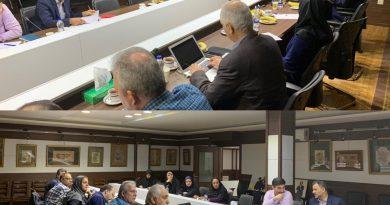 سومین نشست از چهاردهمین دوره کمیته ملی انسان و کره مسکون برگزار شد