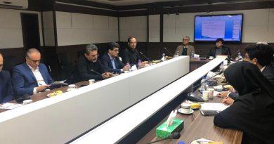 برگزاری پنجاه و دومین جلسه کمیته ملی ورزش و تربیت بدنی کمیسیون ملی یونسکو- ایران 