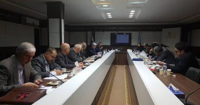 سومین جلسه دوره جدید کمیته ملی آموزش کمیسیون ملی یونسکو- ایران برگزار شد