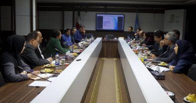 پنجمین نشست از دوره هفدهم کمیته ملی اقیانوسشناسی برگزار شد