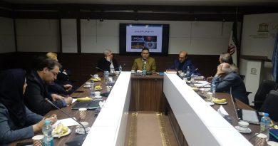 دومین جلسه کمیته ملی میراث فرهنگی و طبیعی