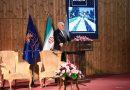 رونمایی از تندیس شیخ اشراق با حضور دکتر ظریف؛ تهدید میراث جهانی بشر جراحت بر روح است