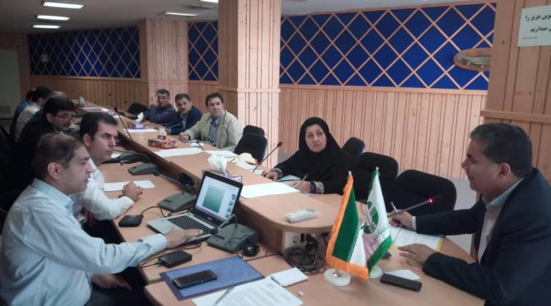اولین جلسه از دور چهاردهم کمیته ملی انسان و کرهمسکون، برگزار شد
