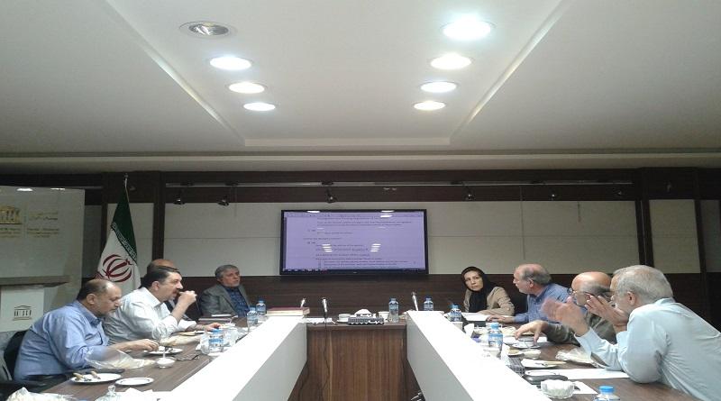 دهمین جلسه کمیته ملی آموزش عالی کمیسیون ملی یونسکو ۳ مردادماه ۱۳۹۵ در محل کمیسیون ملی یونسکو برگزار شد