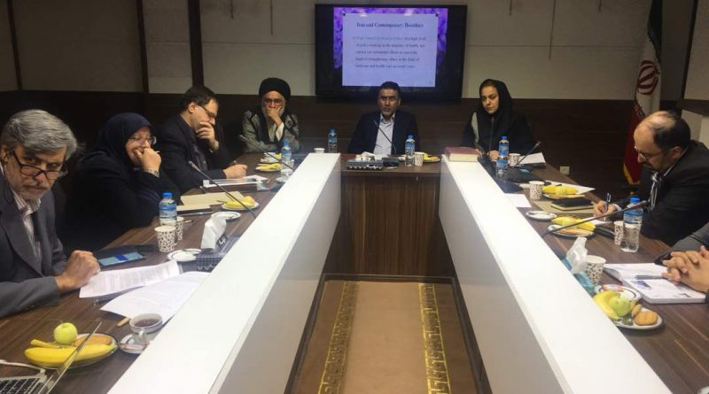 دومین جلسه از دوره ششم کمیته ملی اخلاق زیستی و اخلاق در علم و فناوری کمیسیون ملی یونسکو ـ ایران، برگزار شد