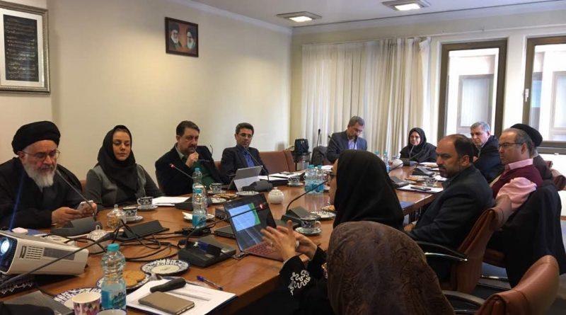سومین جلسه از دوره ششم کمیته ملی اخلاق زیستی و اخلاق در علم و فناوری کمیسیون ملی یونسکو ـ ایران
