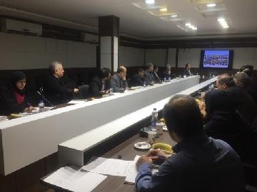 سومین نشست از دوره هفدهم کمیته ملی اقیانوسشناسی برگزار شد