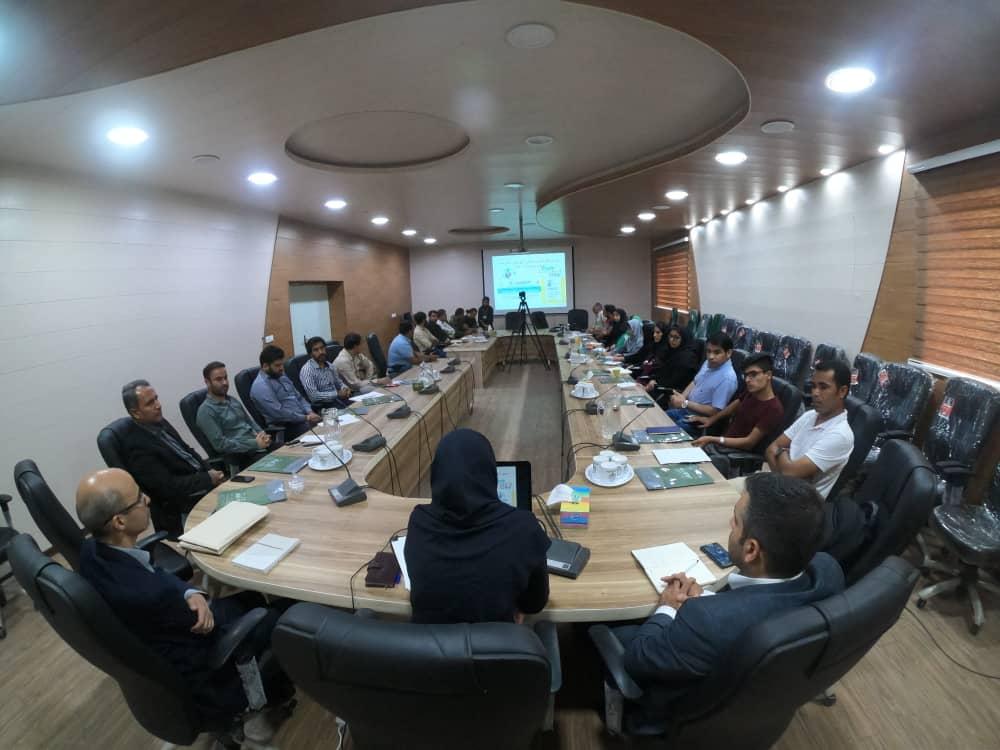 کارگاه های گردشگری خلاق و شهرهای یادگیرنده در بندر خمیر برگزار شد