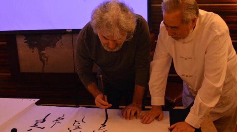 بهمن پناهی: برگزاری نمایشگاه «خط ابریشم» حرکتی نو در جهان است