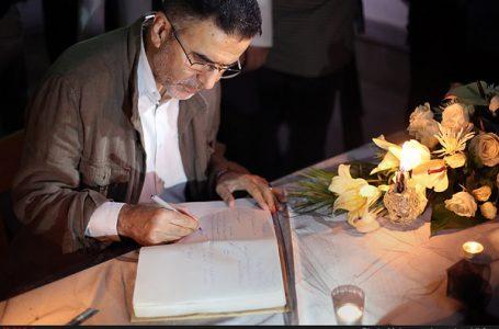 پیام حجتالله ایوبی برای هفته هنر افغانستان؛ ملت ایران سرشار از آرزوی خوب و امید برای مردم افغانستان است