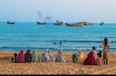 در نتگپ نوروز صیادان و دریانوردان مطرح شد؛ تکریم دریا با آیین نوروز دریا