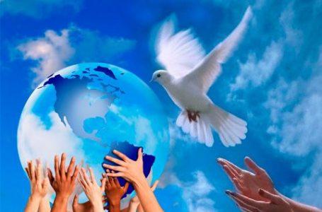 فرهنگ صلح، دفاع مشروع در مقابل متجاوزان را میستاید